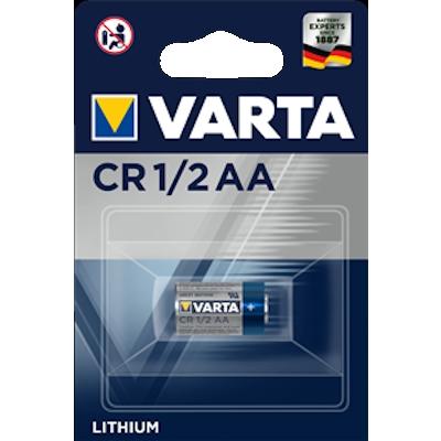 Varta CR1/2AA 6127 Lithium Batterie