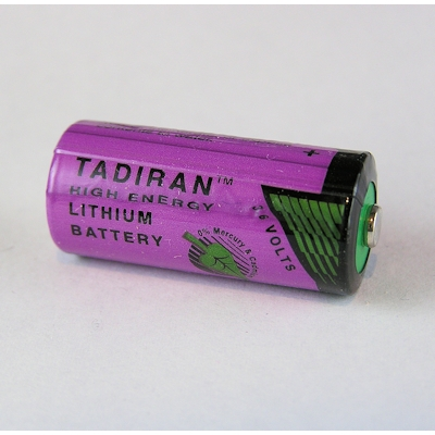 Tadiran SL-761/S (2/3AA) Lithium Thionylchlorid Batterie