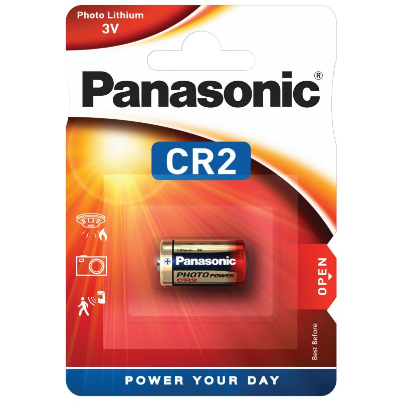 Panasonic CR2 3 Volt