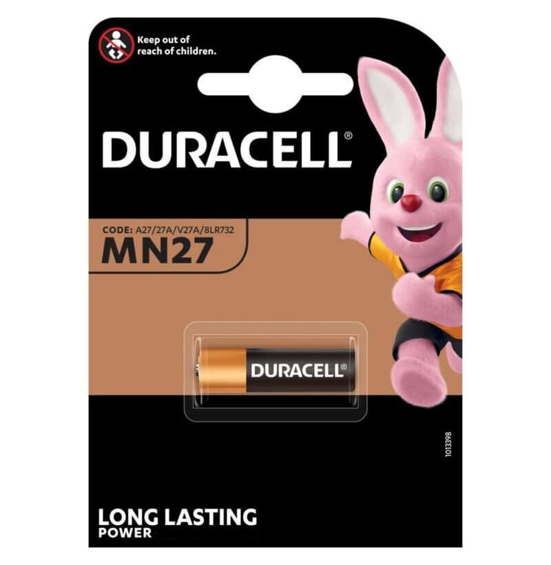 Duracell MN27 Alkaline Batterie