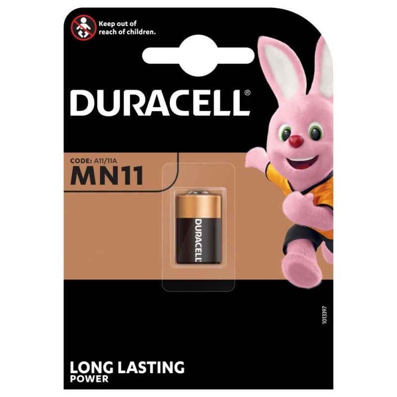 Duracell MN11 Alkaline Batterie