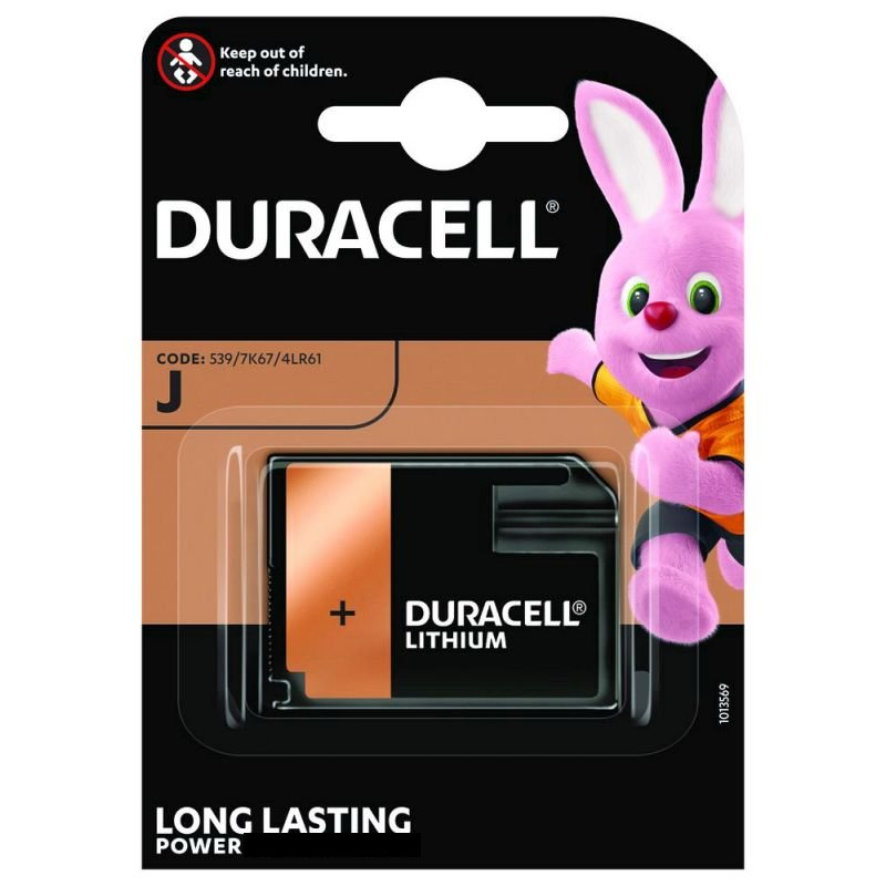 Duracell J (7K67) Alkaline Batterie