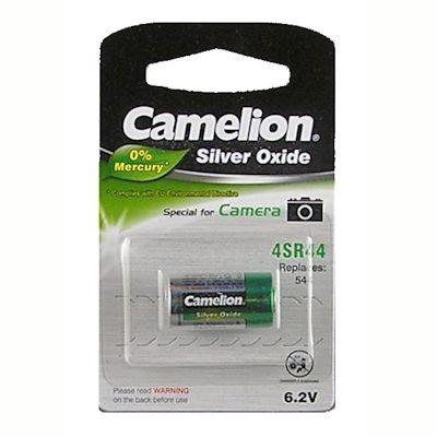 Camelion 4SR44 Silberoxid Batterie