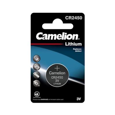 Camelion CR2450 Lithium Knopfzelle