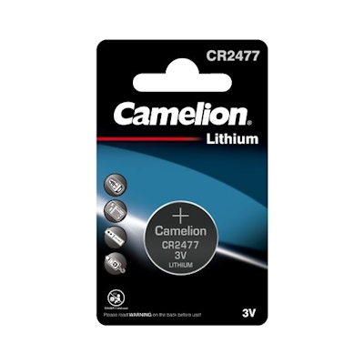 Camelion CR2477 Lithium Knopfzelle