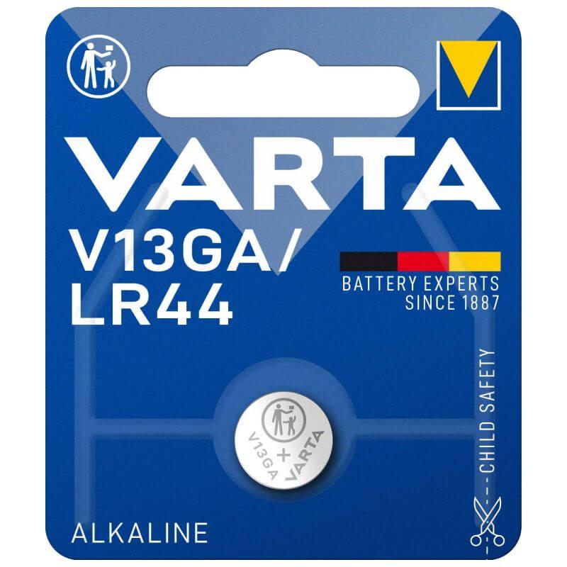 Varta V13GA / LR44 Alkaline Knopfzelle