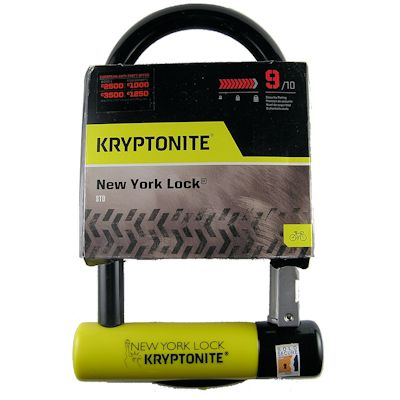 Kryptonite New York Fahrradschloss