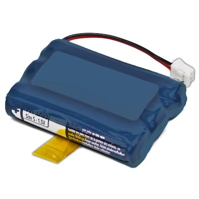 Batteriepack 4,5V kompatibel Safe-O-Tronic 3840020 Alkaline Batterie