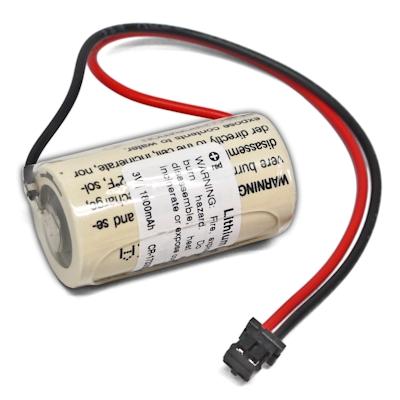 Pufferbatterie Q6BAT für CNC Mitsubishi Lithium Batterie