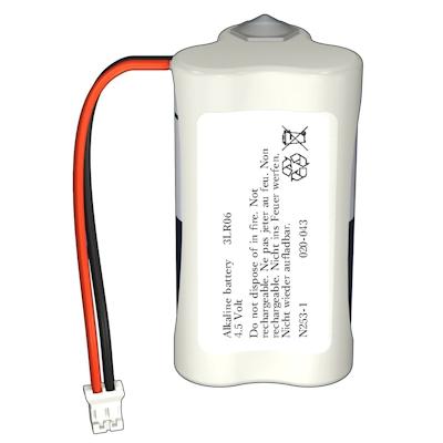 Batteriepack 4,5V kompatibel SAG 38450901 Alkaline Batterie