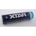 XTAR 18650 Li-Ion Akku 2600mAh 3.7 Volt