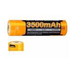 Fenix 18650 Li-Ion Akku 3500mAh micro USB 3.6 Volt