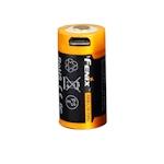 Fenix 16340 RC123A Li-Ion Akku micro USB 3.6 Volt