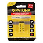 Patona RC123A Li-Ion Akku 700mAh (16340) 3.7 Volt