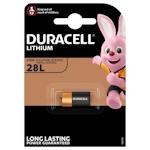 Duracell 28L (2CR1/3N) 6 Volt