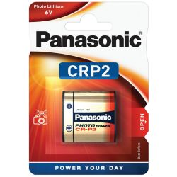 Panasonic CR-P2 6 Volt