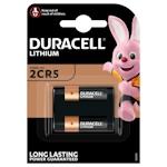 Duracell 2CR5 (245) 6 Volt