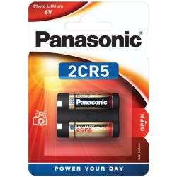 Panasonic 2CR5 6 Volt