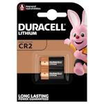 2x Duracell CR2 3 Volt