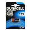 Duracell CR123A 3 Volt