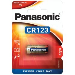 Panasonic CR123