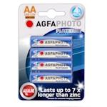 4x AgfaPhoto AA 1.5 Volt