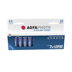 10x AgfaPhoto AA 1.5 Volt