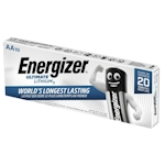 10x Energizer Ultimate Lithium AA 1.5 Volt