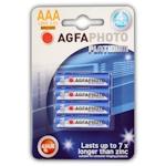 4x AgfaPhoto AAA 1.5 Volt