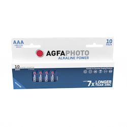 10x AgfaPhoto AAA 1.5 Volt