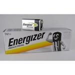 12x Energizer Industrial 9V 9 Volt