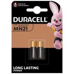 2x Duracell MN21 12 Volt