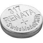 Renata 317 (SR516SW) Uhrenbatterie 1.55 Volt