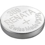 Renata 389 (SR1130W) Uhrenbatterie 1.55 Volt