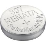 Renata 397 (SR726SW) Uhrenbatterie 1.55 Volt