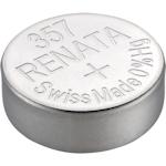 Renata 357 (SR44W) Uhrenbatterie 1.55 Volt