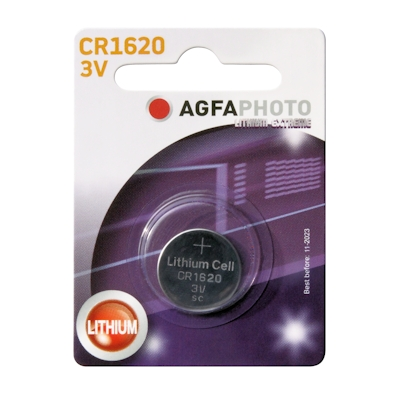 AgfaPhoto CR1620 3 Volt
