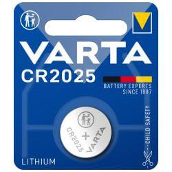Varta CR2025 3 Volt