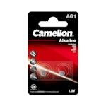 2x Camelion AG1 1.5 Volt