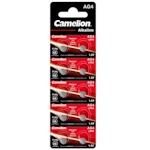 10x Camelion AG4 1.5 Volt