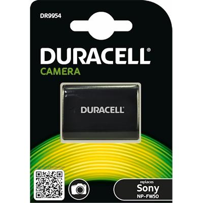 Duracell Akku kompatibel zu Sony NP-FW50 7.4 Volt