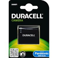 Duracell Akku kompatibel zu Panasonic DMW-BLE9 DMW-BLG10 7.2 Volt