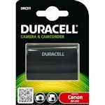 Duracell Akku kompatibel zu Canon BP-511 7.4 Volt