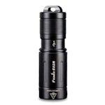 Fenix E02R LED Taschenlampe schwarz mit Akku