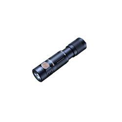 Fenix E05R LED Taschenlampe schwarz mit Akku