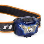 Fenix HL18R LED Stirnlampe blau mit Li-Po Akku