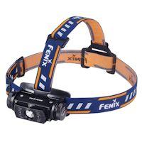 Fenix HL60R LED Stirnlampe mit LiIon Akku - Schwarz