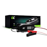 GC Ladegerät für 6V / 12V Blei Akkus und Autobatterien