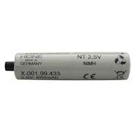 Heine Akku für Nicatron, X-001.99.433 X0199433  2.5 Volt