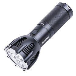 Nextorch Saint Torch 30 V2.0 LED Taschenlampe mit Akkupack